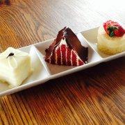 dessert, food