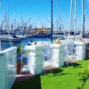 intimate wedding venue - Royal Cape Yacht Club