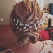 bridal hair styles, hair styles - The Makeup Alchemist