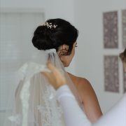 bridal hair, bridal hair accessories - Bernice Frylinck Makeup & Hair