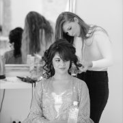 getting ready - Bernice Frylinck Makeup & Hair