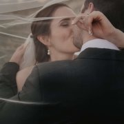 bride and groom, bride and groom, bride and groom, kiss, kiss, kiss - Bernice Frylinck Makeup & Hair