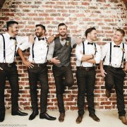 groom and groomsmen, suits - Accolades Boutique Venue