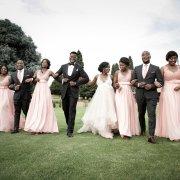 bridal party, bridesmaids dresses, bridesmaids dresses, pink, suits, tuxedo, wedding dresses - Accolades Boutique Venue