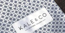 Kale & Co Bespoke Tailors
