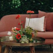 floral centrepieces - Event Architect