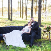 bride and groom, bride and groom, wedding furniture - Event Architect