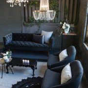 lighting, wedding furniture, lounge pockets - Event Architect