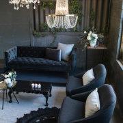 lighting, wedding furniture, lounge pockets - Event Architect