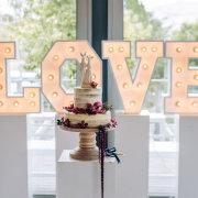 wedding cakes - Event Architect