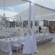 beach wedding - To-Nett's Flowers, Décor & Hiring