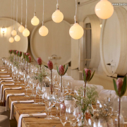 table setting, table setting, table setting - To-Nett's Flowers, Décor & Hiring