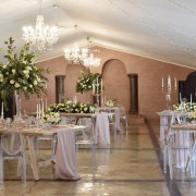 decor, wedding venue - Green Leaves