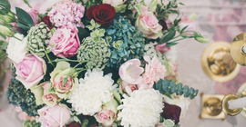 Lush Signature Floral Styling