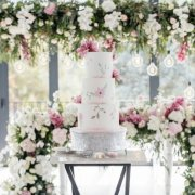 floral decor, wedding cakes - Kelly Jayne\