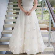 wedding dress, decor, white - Kelvin Grove Club