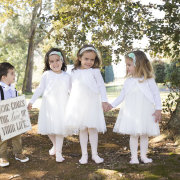 flower girls, flower girls dresses - Beyond Measure