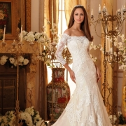 wedding dress - Brides Of Somerset