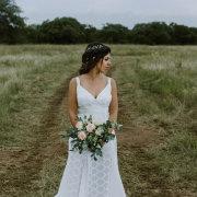bridal bouquet - Makeup by Lauren