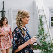 bridal hair, bridal hair styles, bridal hairstyles, getting ready, getting ready gowns - Makeup by Lauren