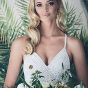bridal hair, bridal hair styles, bridal hairstyles, bridal makeup - Makeup by Lauren