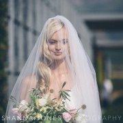 bride, veil - Makeup by Lauren