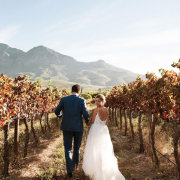 bride and groom, bride and groom, bride and groom, winelands - Vrede en Lust