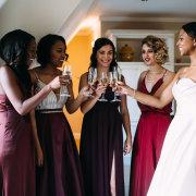 bridesmaids dresses, bridesmaids dresses - Vrede en Lust