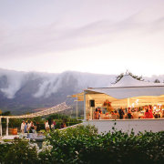 fairy lights, mountain view - Vrede en Lust