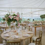 floral centrepieces, table decor, table decor - Vrede en Lust