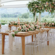 hanging decor, wedding decor - Vrede en Lust