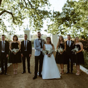 bridal party - Vrede en Lust