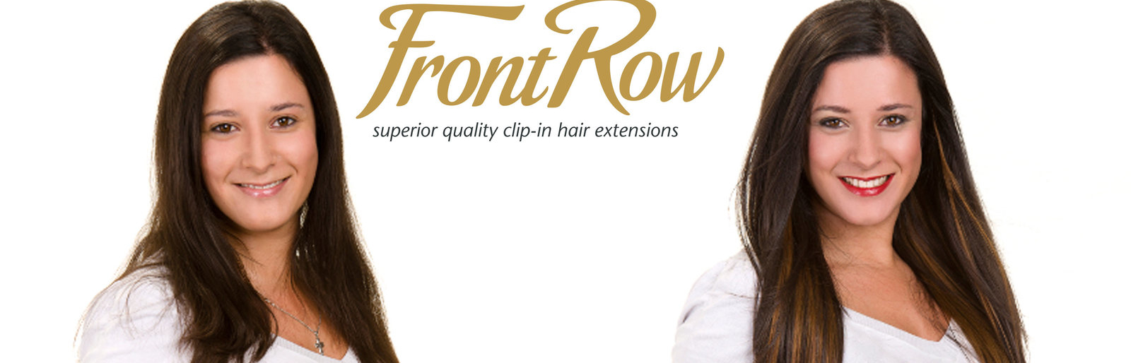Front Row Clip-in Hair Extensions