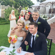 Willie Viljoen at Cape Marriages