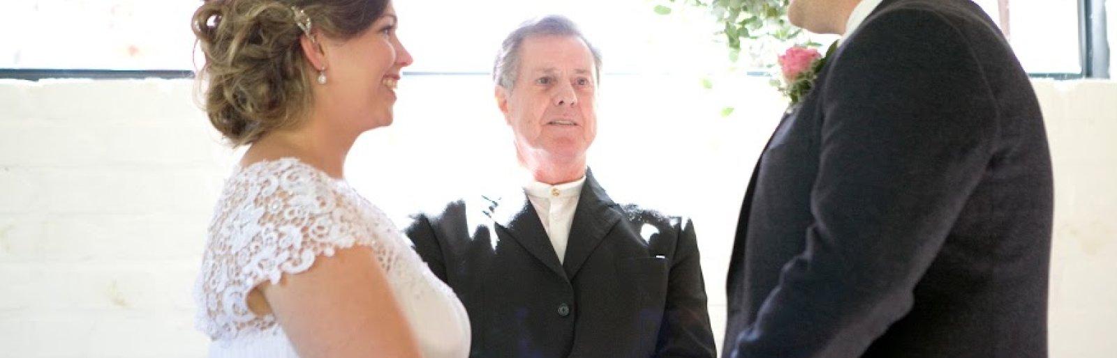 Willie Viljoen at Cape Marriages
