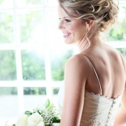 bouquet, hair styles - Ilse Roux Bridal Wear