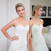 wedding dress - Ilse Roux Bridal Wear