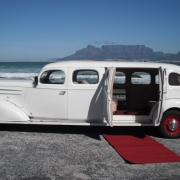 vintage car, wedding car, white, car - Classic Tours