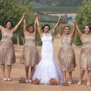 bridesmaids dress - Nantes Estate