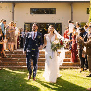 bride and groom, bride and groom, bride and groom, confetti - Southern Sound