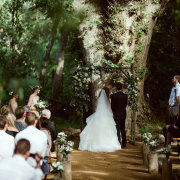 outdoor ceremony - Southern Sound