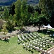 outdoor ceremony, outside ceremony, venue, wedding venue