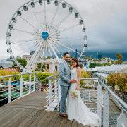 bride and groom, bride and groom - MAReSOL