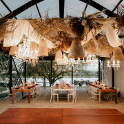 hanging decor - Au d' Hex Estate - Venue | Boutique Manor House | Restaurant