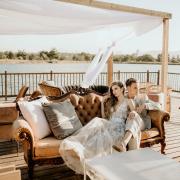 bride and groom, bride and groom, bride and groom, outdoor reception, wedding furniture - Au d' Hex Estate - Venue | Boutique Manor House | Restaurant