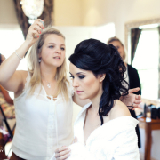 hairstyle, makeup - Caren Fourie