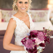 bouquets, hair and makeup - Caren Fourie