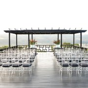 outside ceremony - Ichibi Lakeside Lodge