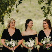 bouquets, bridesmaids dresses, bridesmaids dresses - Chantelle Bee Bridal & Evening Gowns