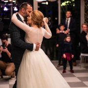 bride and groom, bride and groom, first dance - Chantelle Bee Bridal & Evening Gowns